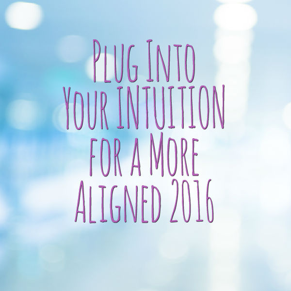 Plug Into Your Intuition 8.3